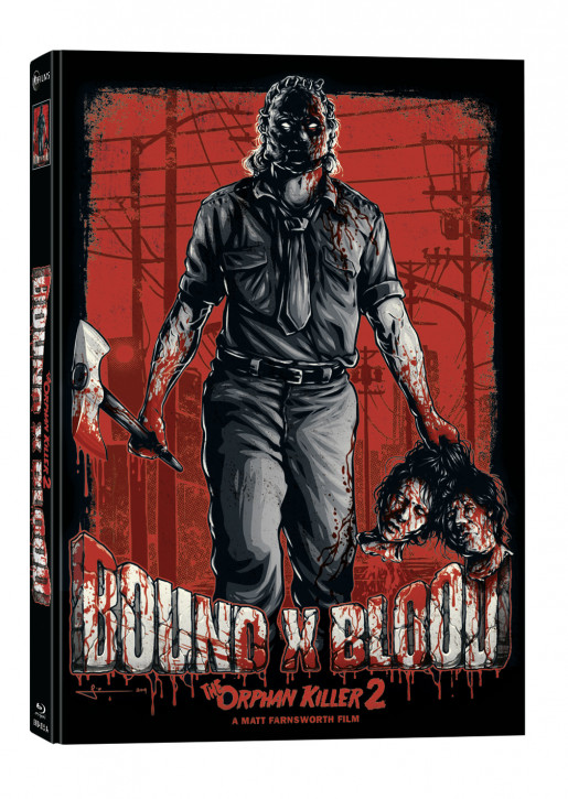 Bound X Blood (The Orphan Killer 2) - Cover A - Mediabook [Blu-ray+DVD]