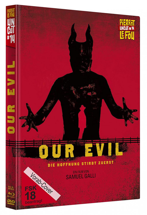 Our Evil - Limited Edition Mediabook [Blu-ray+DVD]