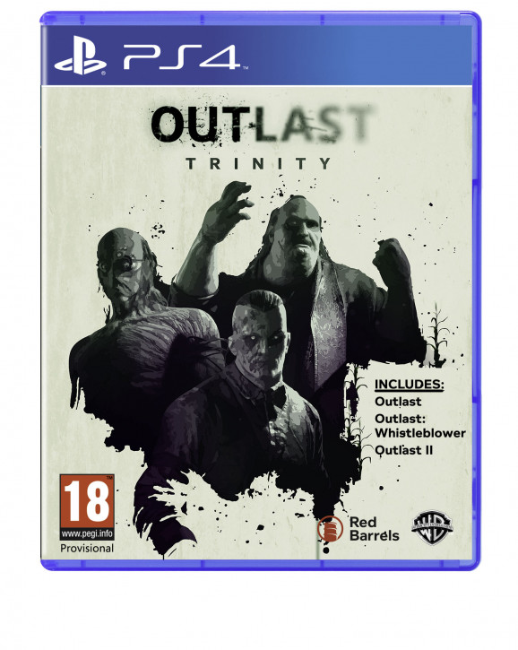 Outlast Trinity (AT-Pegi) [PS4]