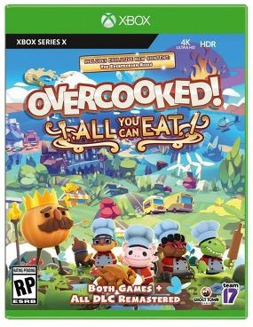Overcooked all you can Eat [Xbox Series X]
