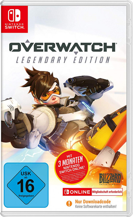 Overwatch Legendary Edition [Nintendo Switch]