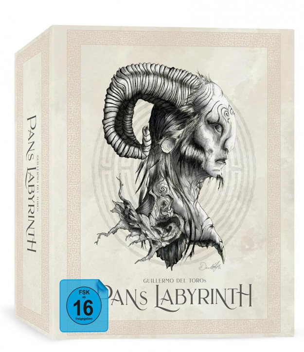 Pans Labyrinth - Ultimate Edition [Blu-ray+DVD+Soundtrack]