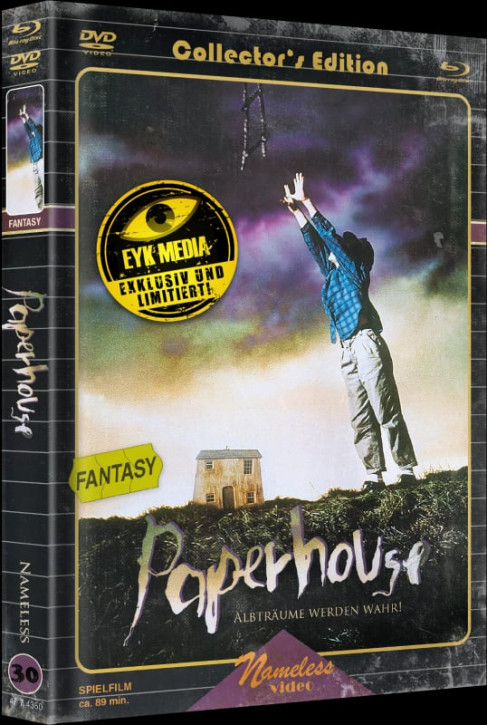 Paperhouse - Limited Mediabook Edition - Cover A [Blu-ray+DVD]