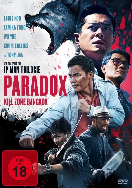 Paradox - Kill Zone Bangkok [DVD]