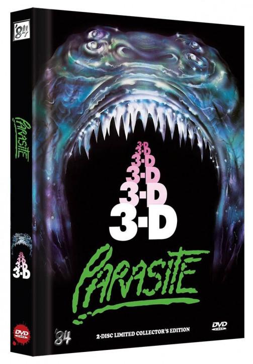 Killerparasit - Limited Mediabook - Cover C [DVD]