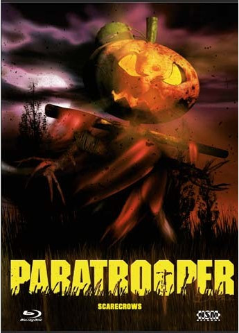 Paratrooper - Scarecrows - Limited Collector's Edition - Cover B [Bluray+DVD]