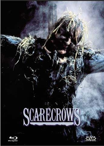 Paratrooper - Scarecrows - Limited Collector's Edition - Cover D [Bluray+DVD]