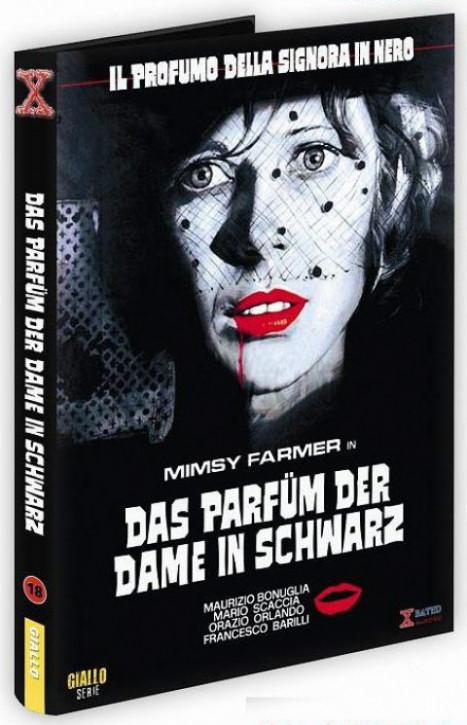 Das Parfüm der Dame in Schwarz - kleine Hartbox - Cover B [Blu-ray]