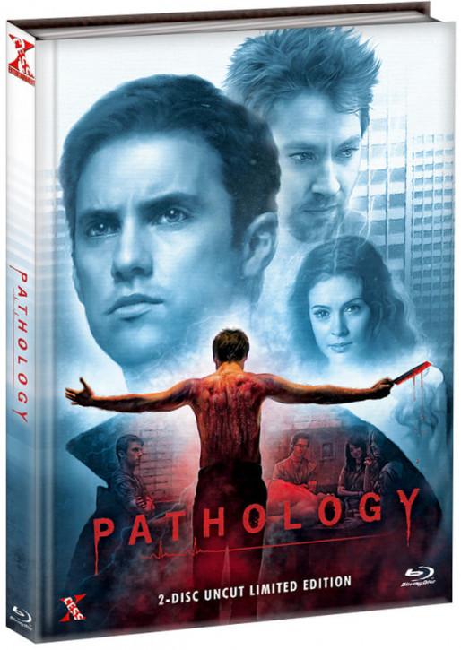 Pathology - Jeder hat ein Geheimnis - Mediabook - Cover E [Bluray+DVD]