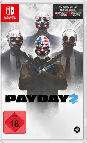 Payday 2 [Nintendo Switch]