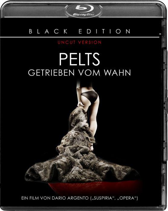 Pelts - Getrieben vom Wahn - Black Edition [Blu-ray]