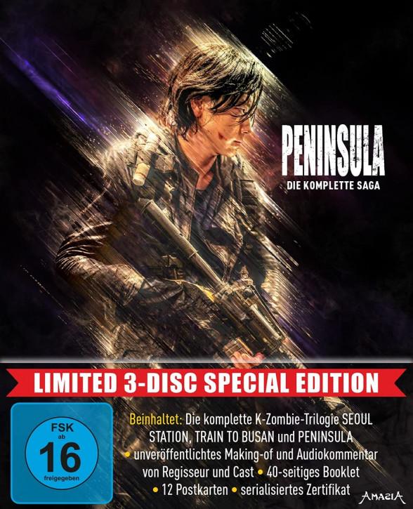 Peninsula - Die komplette Saga - Limited Special Edition [Blu-ray]