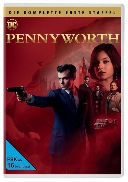 Pennyworth - Staffel 1 [DVD]