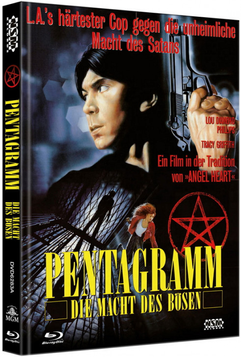 Pentagramm - Die Macht des Bösen - Limited Collector's Edition - Cover A [Bluray+DVD]