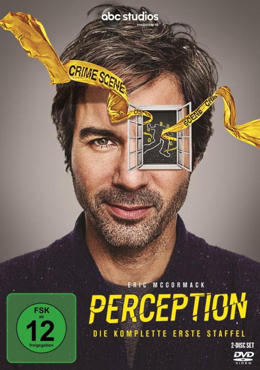 Perception - Die komplette 1. Staffel [DVD]
