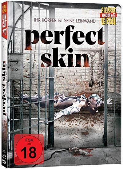 Perfect Skin - Ihr Körper ist seine Leinwand - Limited Edition Mediabook [Blu-ray+DVD]