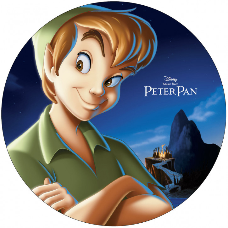 Music From Peter Pan (Picture Disc) [Vinyl LP]