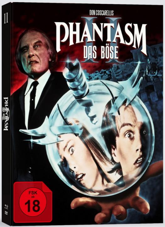 Phantasm 2 - Das Böse 2 - Mediabook - Cover B [Blu-ray+DVD]