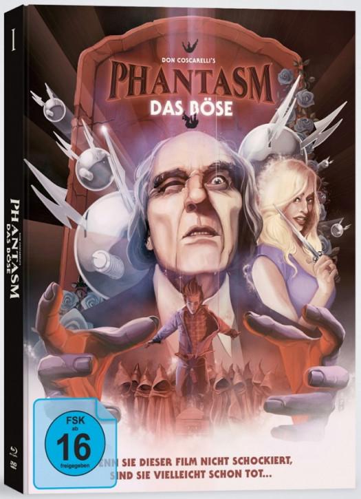 Phantasm - Das Böse - Mediabook - Cover B [Blu-ray+DVD]