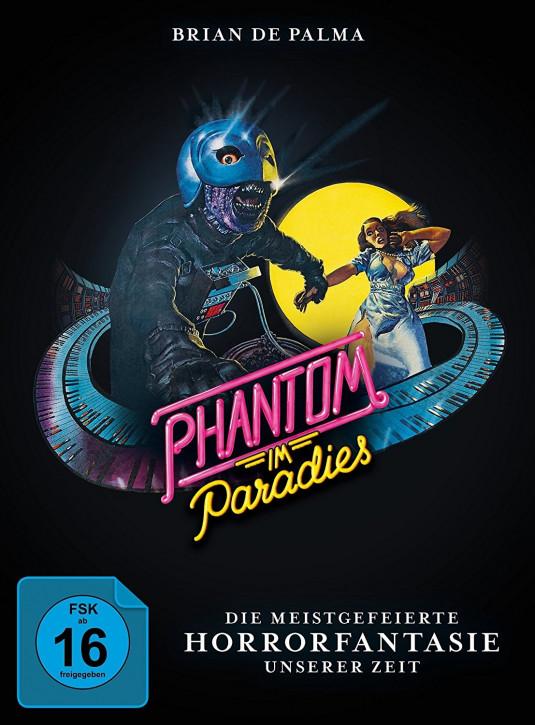 Phantom im Paradies - Limited Mediabook Edition - Cover B [Blu-ray+DVD]