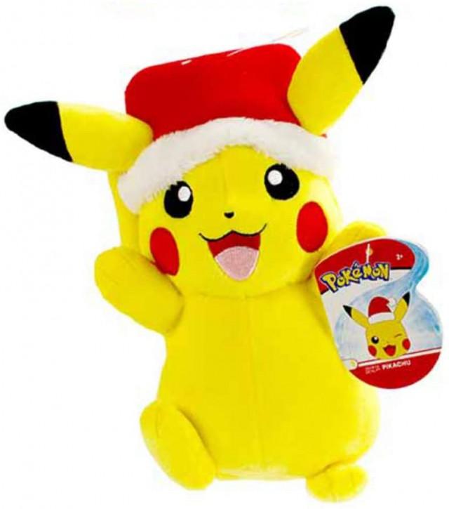Pokemon - Pikachu Winter Edition - Plüschtier