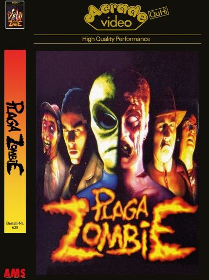 Plaga Zombie - Große Hartbox [DVD]