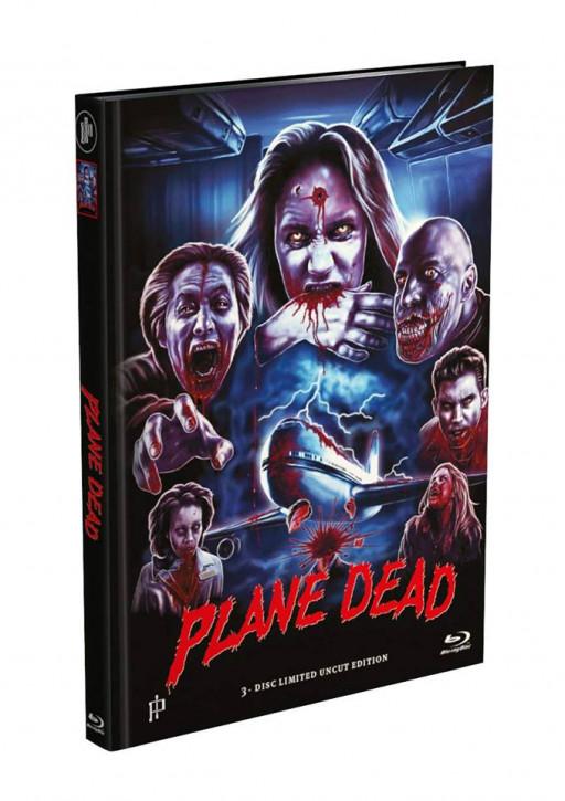 Plane Dead - Mediabook - Cover A [Blu-ray+DVD]