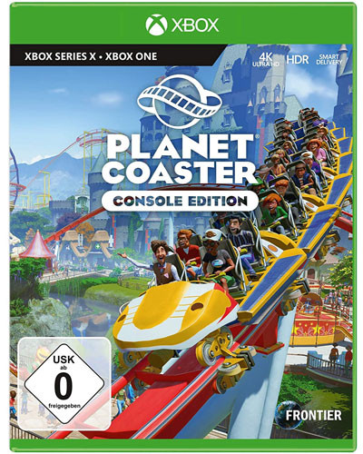 Planet Coaster [Xbox One/Series X]