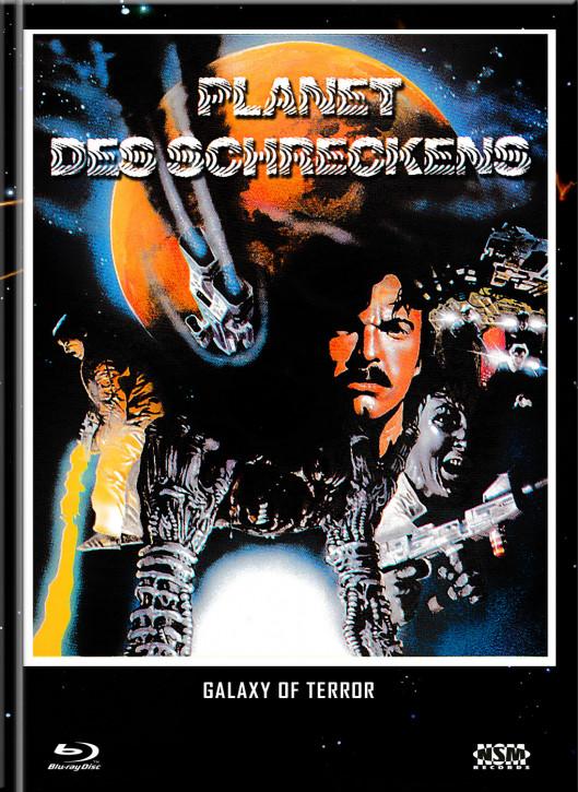 Planet des Schreckens - Mediabook - Cover B [Blu-ray+DVD]