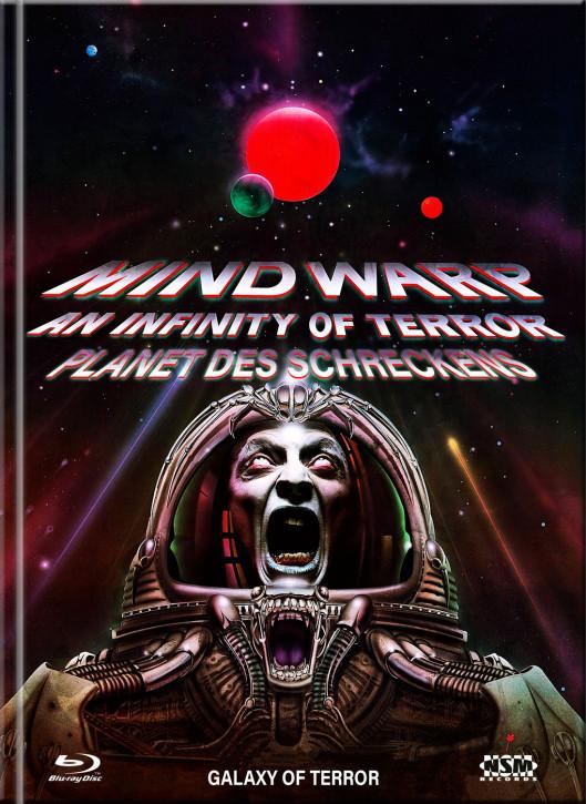 Planet des Schreckens - Mediabook - Cover C [Blu-ray+DVD]