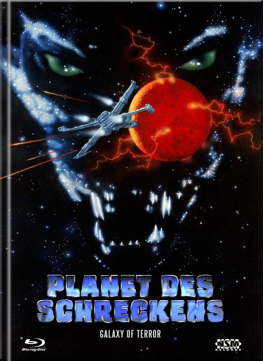 Planet des Schreckens - Mediabook - Cover D [Blu-ray+DVD]