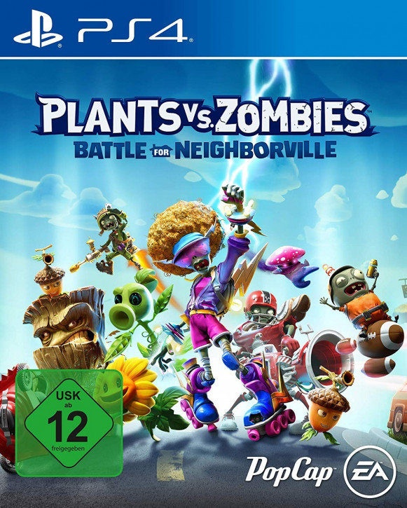 Plants vs Zombies Battle for Neighborville [PS4]