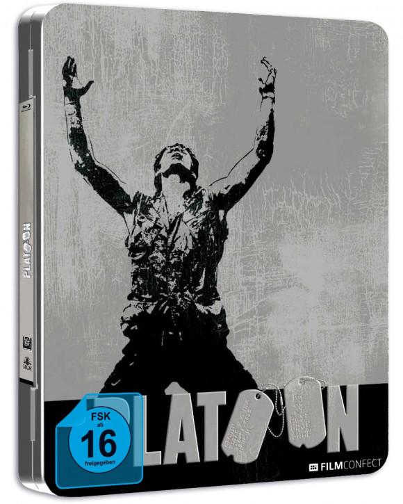 Platoon (Grau) (Future Pak) [Blu-ray]