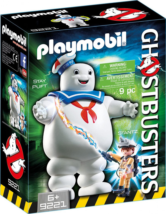 Playmobil - Ghostbusters 9221 - Stay Puft Marshmallow Man