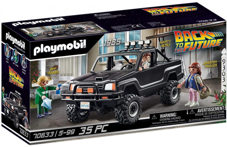 Playmobil - Back to the Future 70633 - Marty's Pick-up Truck