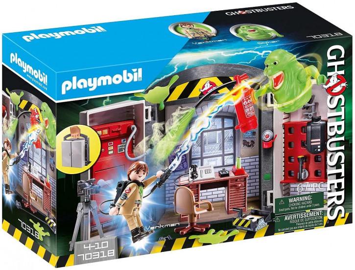 Playmobil - Ghostbusters 70318 - Spielbox
