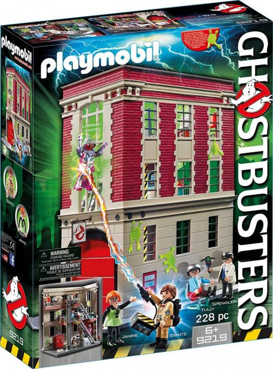 Playmobil - Ghostbusters 9219 - Feuerwache