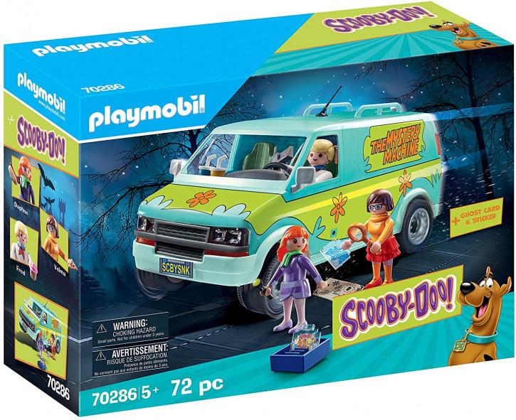 Playmobil - SCOOBY-DOO! 70286 - Mystery Machine mit Lichteffekten