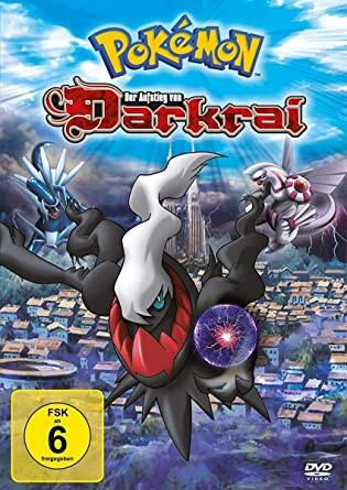 Pokemon 10 - Der Film: Der Aufstieg von Darkrai [DVD]