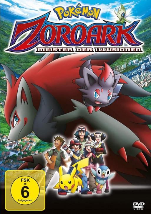 Pokemon 13 - Der Film: Zoroark: Meister der Illusionen [DVD]