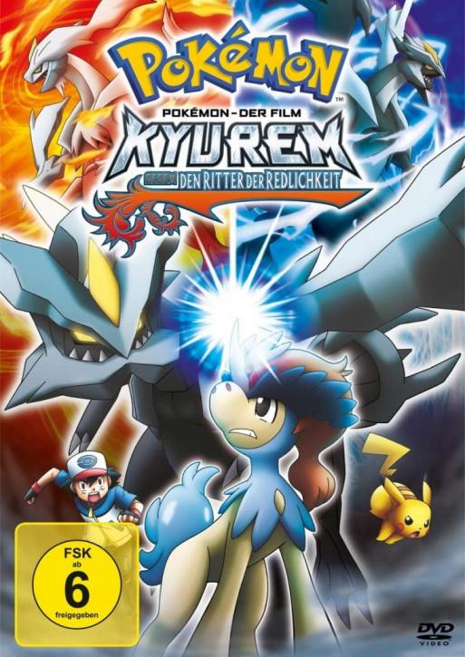 Pokemon 15 - Der Film: Kyurem gegen den Ritter der Redlichkeit [DVD]