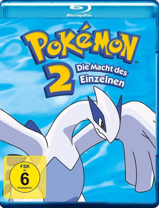 Pokemon 2 - Der Film: Die Macht des Einzelnen [Blu-ray]
