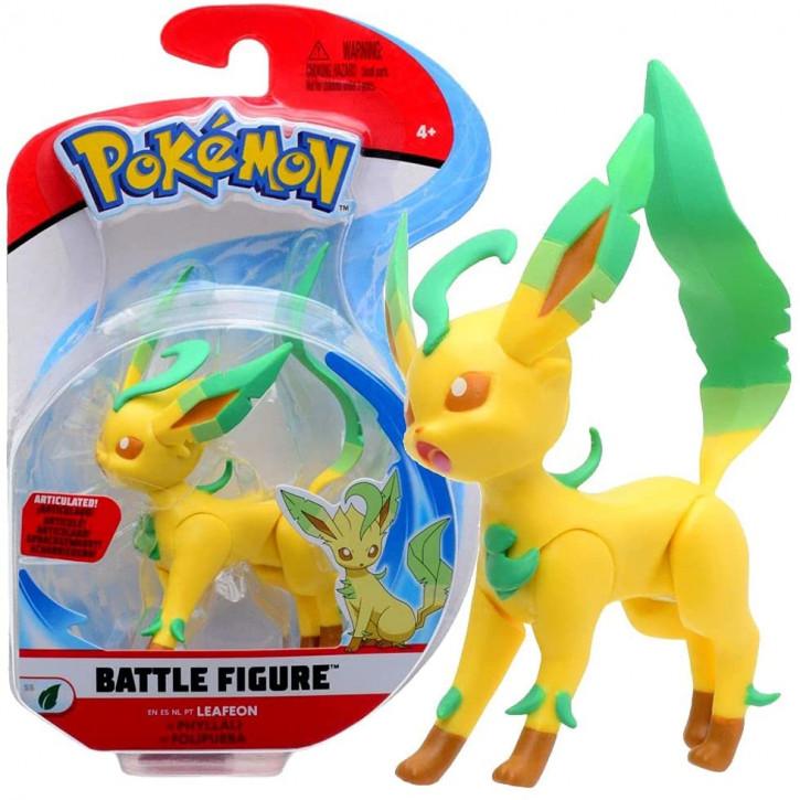 Pokemon Battle Figure - Folipurba