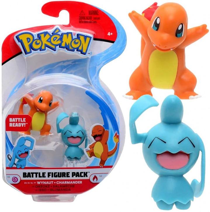 Pokemon Battle Figure Pack - Isso und Glumanda