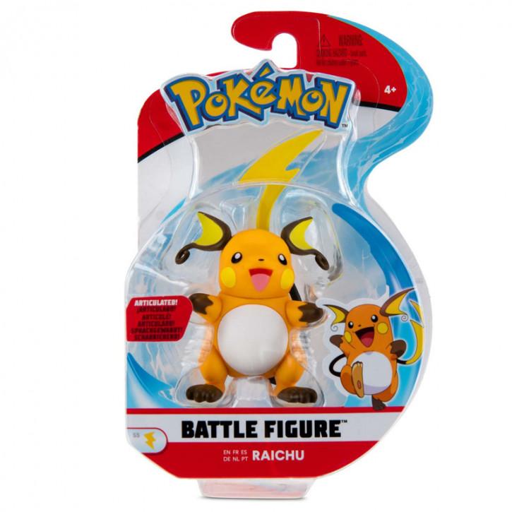 Pokemon Battle Feature Figure - Raichu