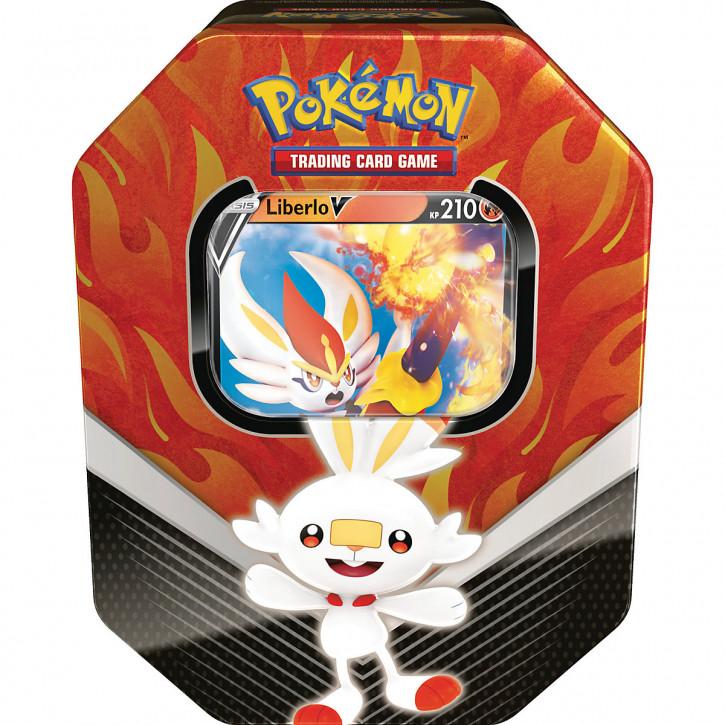 Pokémon Tin 82 - Liberlo