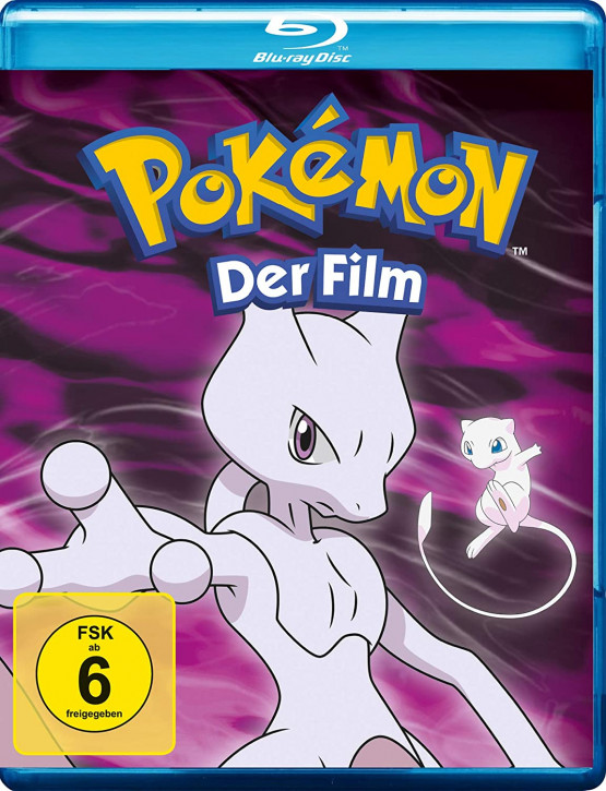 Pokemon - Der Film [Blu-ray]