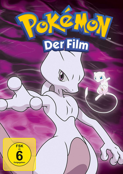 Pokemon - Der Film [DVD]
