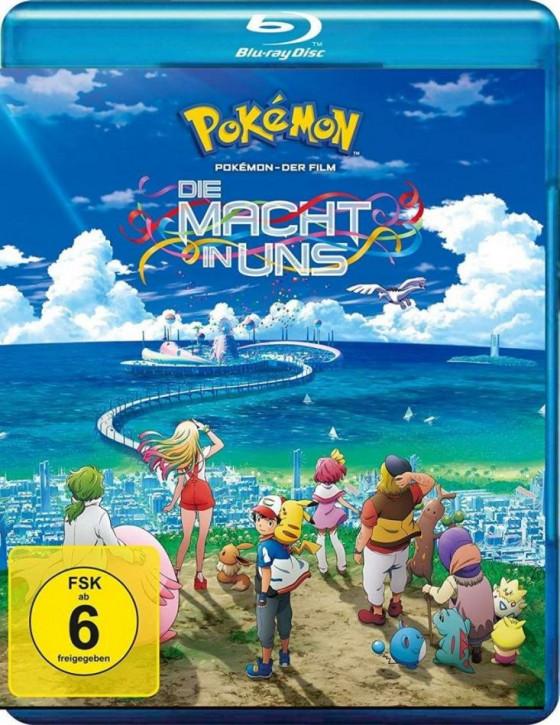 Pokemon 21 - Der Film: Die Macht in uns [Blu-ray]