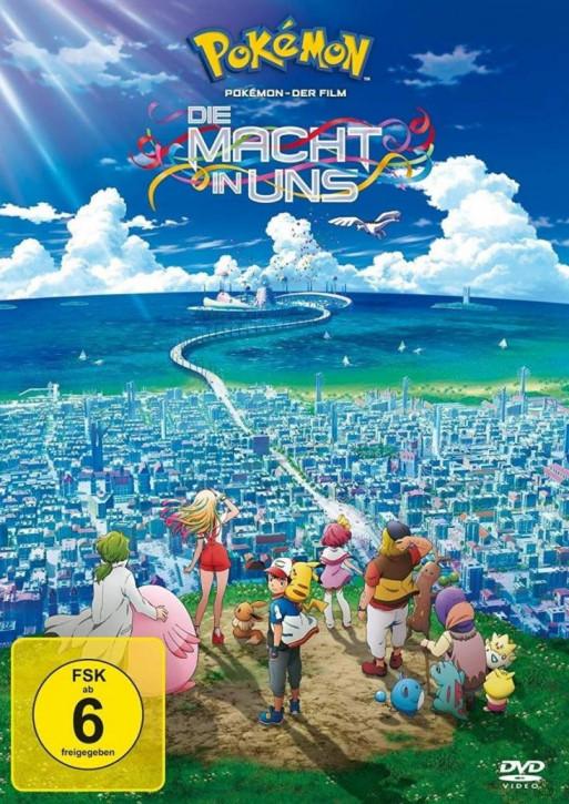 Pokemon 21 - Der Film: Die Macht in uns [DVD]